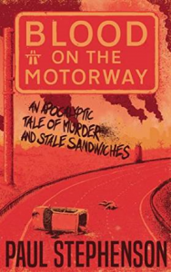 Blood on the Motorway front cover