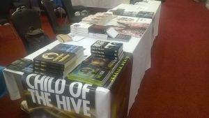 Indie Author table