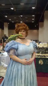 Lady Sybil costume