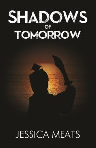 Shadows of Tomorrow draft cover