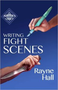 Writing Fight Scenes cover